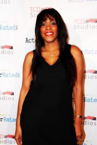 Michelle Stevenson 2012